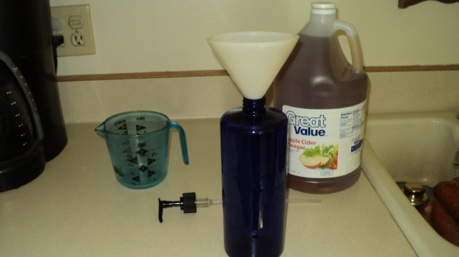 1 cup acv